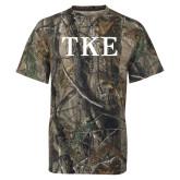 Realtree Camo T Shirt-TKE