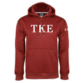 Under Armour Cardinal Performance Sweats Team Hoodie-TKE
