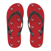 Full Color Flip Flops-Houseplate