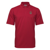 Cardinal Mini Stripe Polo-Coat of Arms
