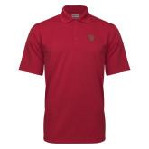 Cardinal Mini Stripe Polo-Order of the Shield