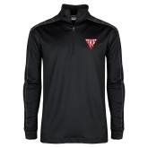 Nike Golf Dri Fit 1/2 Zip Black/Grey Pullover-Houseplate