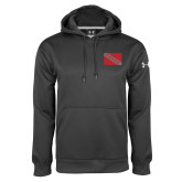 Under Armour Carbon Performance Sweats Team Hoodie-Flag