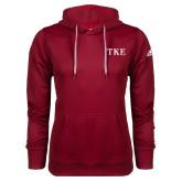 Adidas Climawarm Cardinal Team Issue Hoodie-TKE
