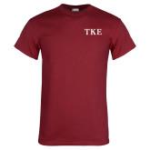 Cardinal T Shirt-TKE