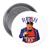 2.25 inch Round Button-Rush TKE Button