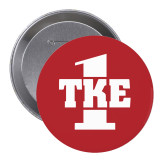 2.25 inch Round Button-1 TKE Button