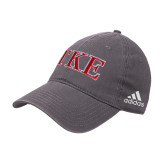 Adidas Charcoal Slouch Unstructured Low Profile Hat-TKE