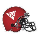 Football Helmet Magnet-Houseplate