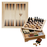 Lifestyle 7 in 1 Desktop Game Set-Houseplate Engraved