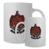 Full Color White Mug 15oz-Coat of Arms