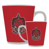 Full Color Latte Mug 12oz-Coat of Arms