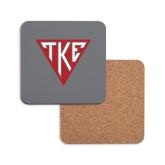 Hardboard Coaster w/Cork Backing-Houseplate
