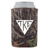 Collapsible Mossy Oak Camo Can Holder-Houseplate