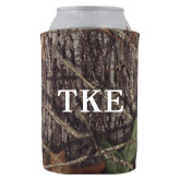 Collapsible Mossy Oak Camo Can Holder-TKE
