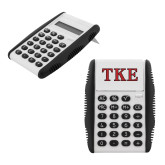 White Flip Cover Calculator-TKE