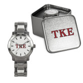 Mens Stainless Steel Fashion Watch-TKE