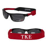 Croakies Cardinal Thin Band Sunglasses Strap-TKE