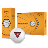 Callaway Warbird Golf Balls 12/pkg-Houseplate