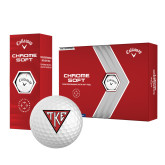 Callaway Chrome Soft Golf Balls 12/pkg-Houseplate