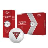 Callaway Chrome Soft Golf Balls 12/pkg-Houseplate