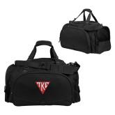 Challenger Team Black Sport Bag-Houseplate