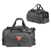 Challenger Team Charcoal Sport Bag-Houseplate
