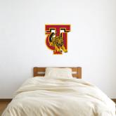2 ft x 2 ft Fan WallSkinz-TU Warrior Symbol