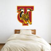 3 ft x 3 ft Fan WallSkinz-TU Warrior Symbol