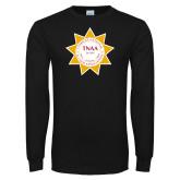 Black Long Sleeve T Shirt-Alumni Association