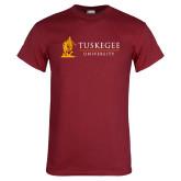 Cardinal T Shirt-University Mark Flat