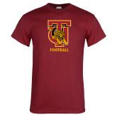 Cardinal T Shirt-Football