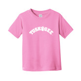 Toddler Pink T Shirt-Arched Tuskegee