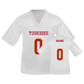 Youth Replica White Football Jersey-White Football Jersey