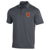 Under Armour Graphite Performance Polo-Interlocking TU