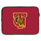 15 inch Neoprene Laptop Sleeve-TU Warrior Symbol