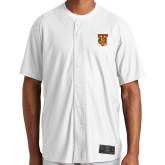 New Era White Diamond Era Jersey-TU Warrior Symbol