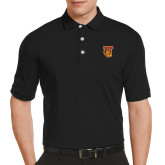 Callaway Tonal Black Polo-TU Warrior Symbol