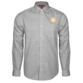 Red House Grey Plaid Long Sleeve Shirt-Alumni Association