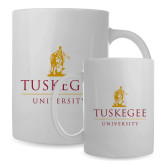 Full Color White Mug 15oz-University Mark