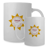 Full Color White Mug 15oz-Alumni Association