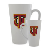 Full Color Latte Mug 17oz-Interlocking TU