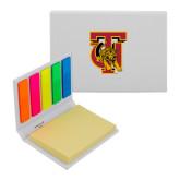 Micro Sticky Book-TU Warrior Symbol