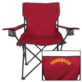 Deluxe Cardinal Captains Chair-Arched Tuskegee