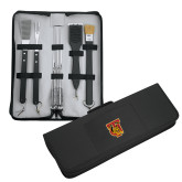 Grill Master Traditional BBQ Set-TU Warrior Symbol