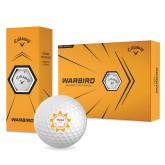 Callaway Warbird Golf Balls 12/pkg-Alumni Association