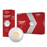 Callaway Chrome Soft Golf Balls 12/pkg-Alumni Association