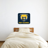2 ft x 2 ft Fan WallSkinz-Bear Head Truett McConnell
