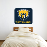3 ft x 3 ft Fan WallSkinz-Bear Head Truett McConnell
