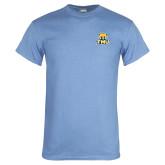 Light Blue T Shirt-Primary Logo